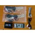 DVB-T2 Sintonizador de TV Digital Do Carro Duplo 2 Antena Móvel DVB T2 Carro receptor HD MPEG4 H.264 TV BOX apoio USB Sintonizador Ucrânia DVB-T2