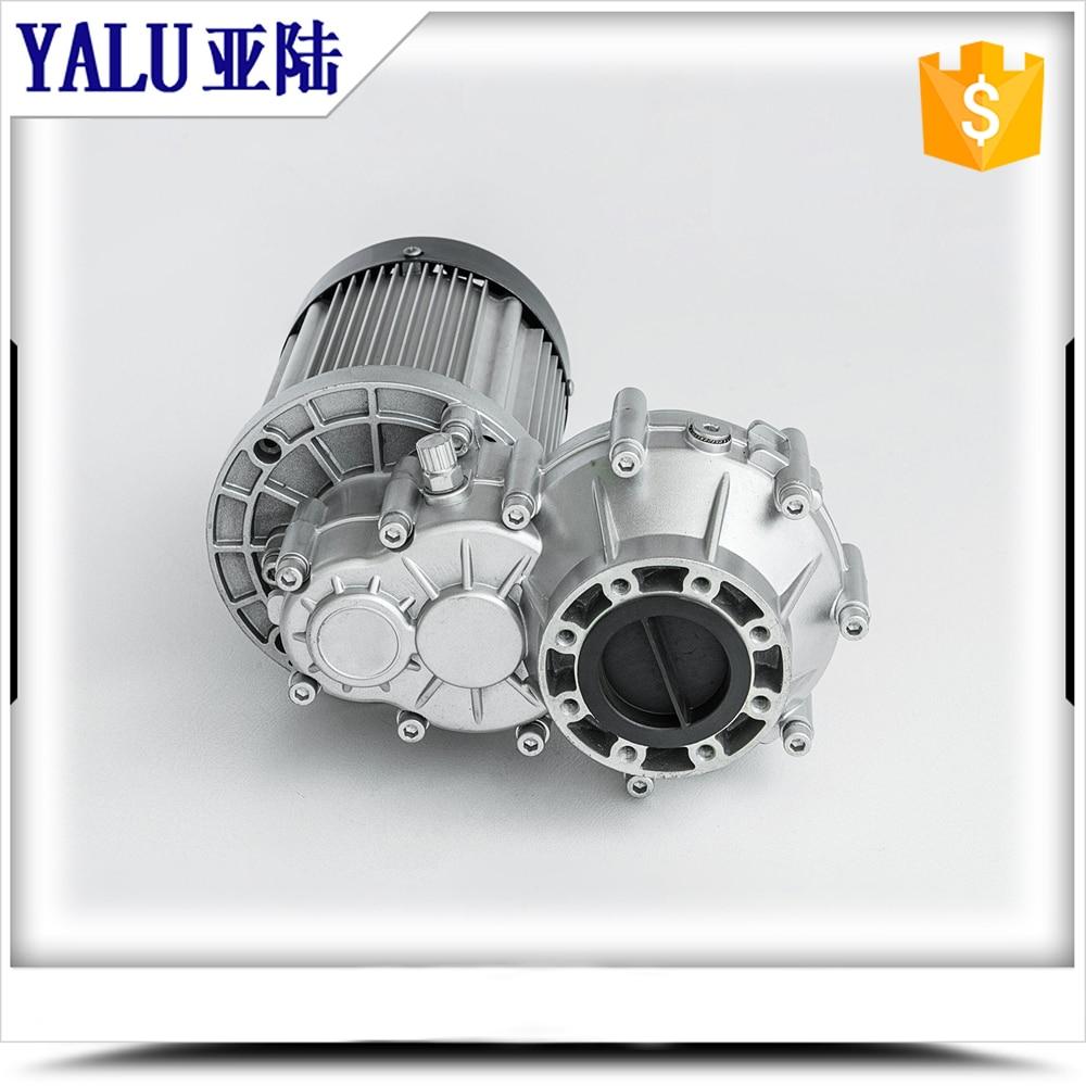 Electric battery handling vehicle Brushless Motor BM1424HQF(BLDC) 1800W 60V rf cushman cushman handling fidelity