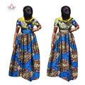 Плюс размер женщин одежда Макси Dress Dashiki короткий африканские платья для женщин в африканских одежды party dress 4xl других WY995