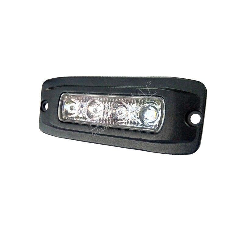 free shipping 20pcs 5inch 20W LED work light bar flush fog lamp for offroad Wrangler JK 4x4 SUV motorcycle ATV UTV truck trailer
