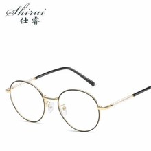 2019 Anti blue rays computer Glasses Men Blue Light Coating Gaming Glasses for computer protection eye Retro Spectacles Women retro blue