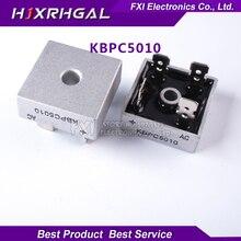 1PCS KBPC5010 1000V 50A Diode Bridge bridge rectifier new original