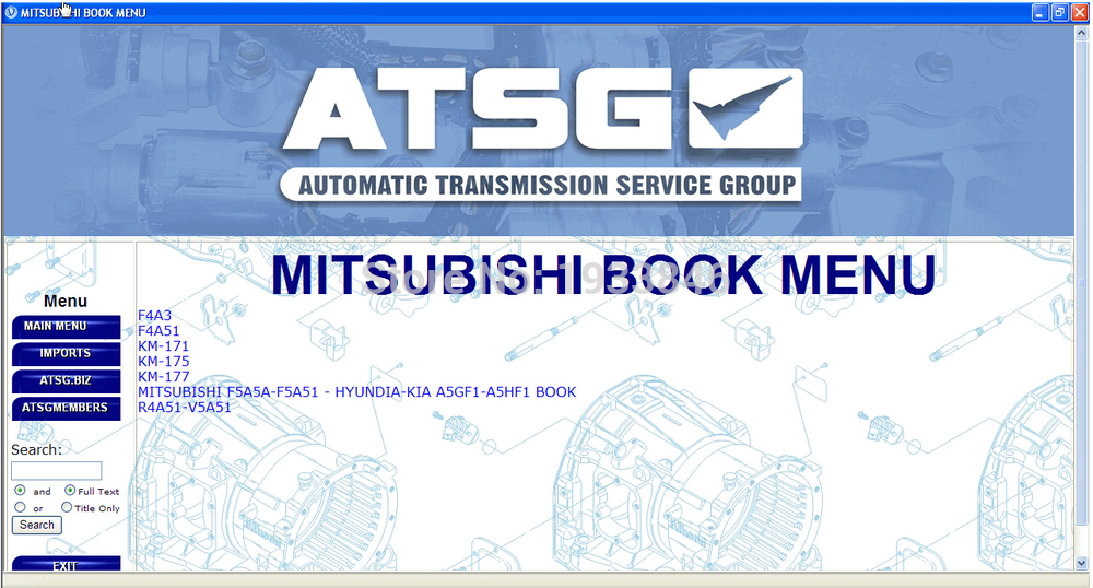 ATSG 2017 automatic transmission repair manuals on Aliexpress