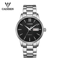 CADISEN 2019 Men Watch Automatic Mechanical Role Date Fashione luxury Brand Waterproof Clock Male Reloj Hombre Relogio Masculino Mechanical Watches