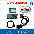 WITH NEC RELAY wow snooper with box with bluetooth and v5.008 R2 many language can choose