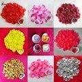 2000pcs Artificial Rose Petals Flowers Petalas Wedding Supplies Favor Party Decoration Carpet Weddings Accessories