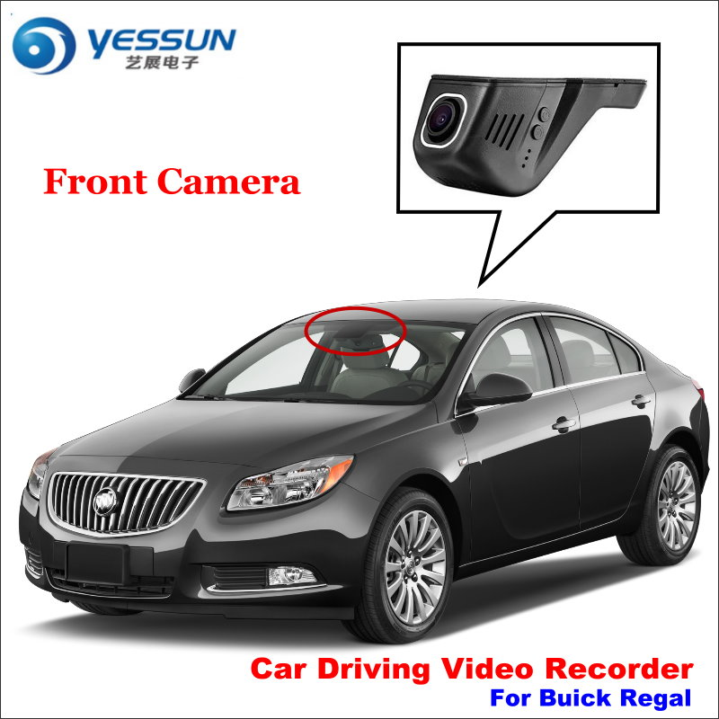 YESSUN For Buick Regal Car DVR Driving Video Recorder Front Camera AUTO Dash CAM Head Up Plug OEM 1080P WIFI Phone APP