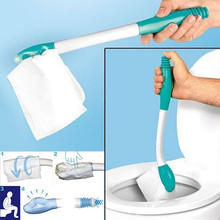 Old people Toilet Wiper Paper Dispenser For Elderly Pregnant Woman Home Cleaning tools and Holder