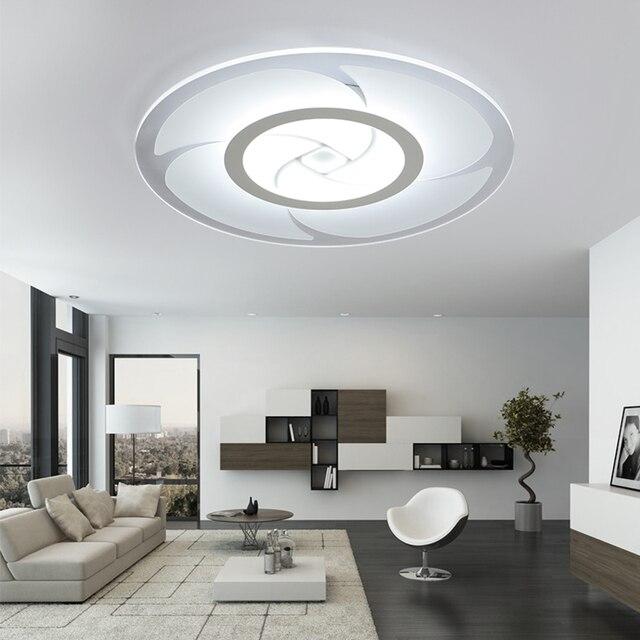 Mode einfachen deckenleuchten FÜHRTE lamparas de techo luminaria ...