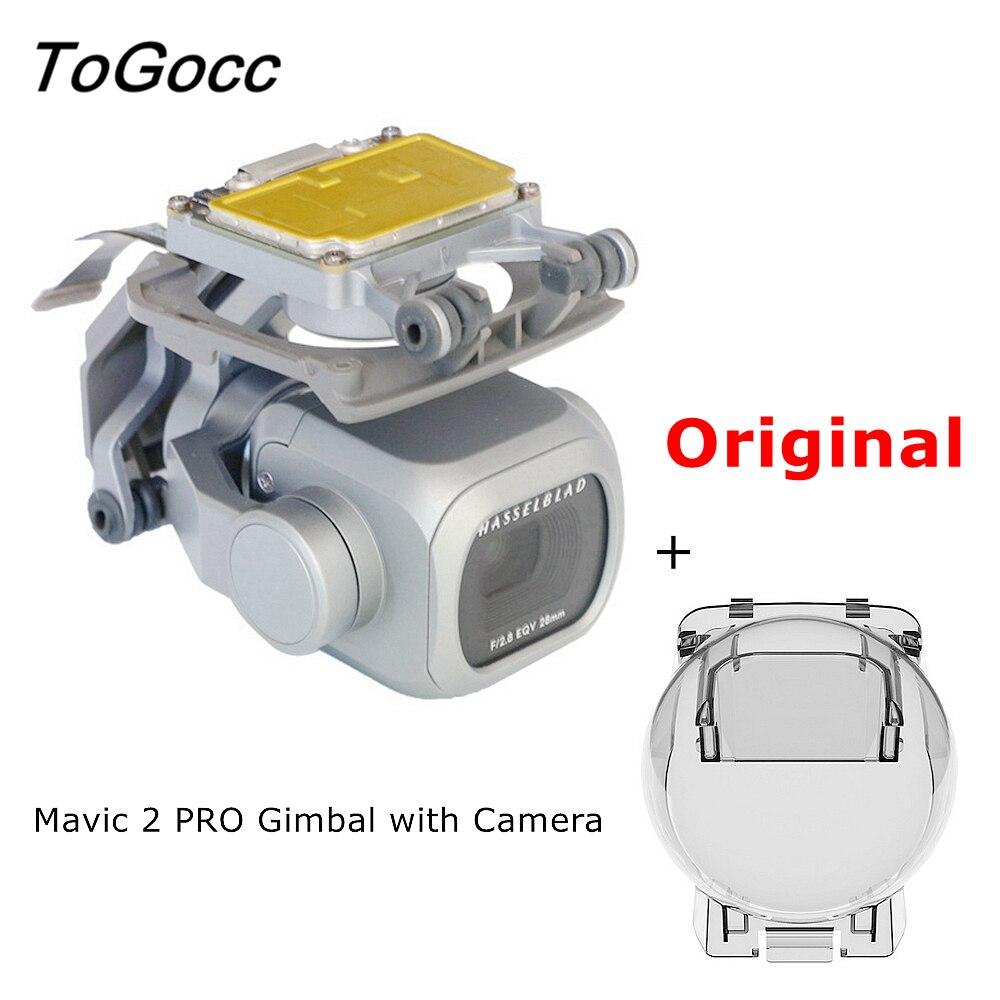 DJI Mavic 2 Pro Gimbal Camera Module Original 4K HD Camera Sensor Protector Lens Cover Flat Flex Cable Repair Parts Replacement