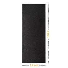 Metall 9,06x3,66 Zoll Sortiment Schleifkorn Papier Silicon Hartmetall Schleifen Papier Set Automotive Schleifpapier Neue Verkauf
