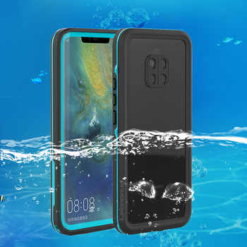 Diving Swim Proof Case For Huawei Mate 20 Pro Case Swimming IP68 Waterproof Outdoor Sport Cover For Huawei Mate 20 Pro Fundas - DISCOUNT ITEM  24% OFF All Category