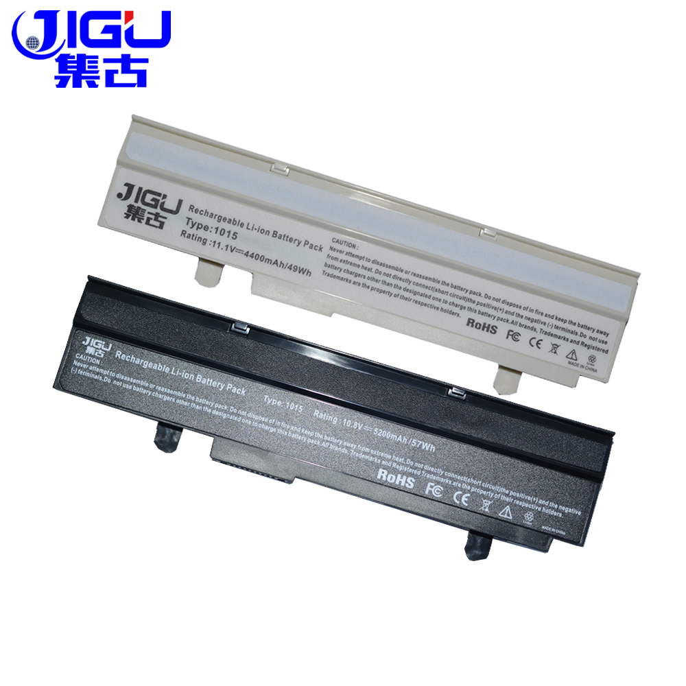 JIGU Laptop Battery For ASUS Eee PC 1011B 1015 1011BX 1011C 1011CX 1011P 1011PD 1011PDX 1011PN 1011PX 6Cells jigu laptop battery for dell 8858x 8p3yx 911md vostro 3460 3560 latitude e6120 e6420 e6520 4400mah