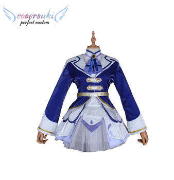 lovelive aqour over the rainbow Matsuura Kanan Cosplay Carnaval Costume Halloween Christmas Costume