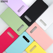 Luxury Soft Silicone Case For Samsung Galaxy S5 neo S6 S7 Edge S8 S9 S