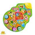 Детские игрушки электронные игрушки многоцветный скотный двор музыкальный ковер музыка сенсорный одеяло играть пение коврики ребенок игры мат