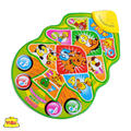 Baby toy electronic toys Multicolor Animal Farm musical carpet Music Touch Blanket play singing gym mats child game mat