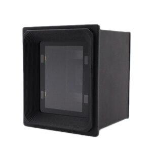 Image 5 - Wiegand USB montage fixe intégré 2D code barres Scanner Module moteur Qr code lecteur kiosque pour le système de contrôle daccès au stationnement