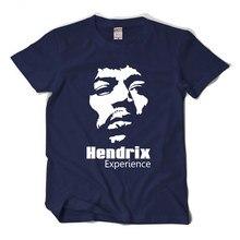 2017 new rock t-shirt Jimi Hendrix fashion shirt Jimmy Hendrix short-sleeved t-shirt 100% cotton men and women t shirt
