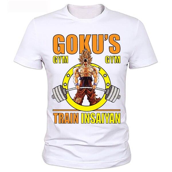 Dragon Ball Z Son Goku Super Saiyan T-Shirt