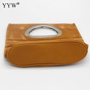 Image 2 - New  evening Clutches Bag womens Blue clutch purse fashion Handbags Folding Bucket Bag  totes wedding Casual torebki damskie