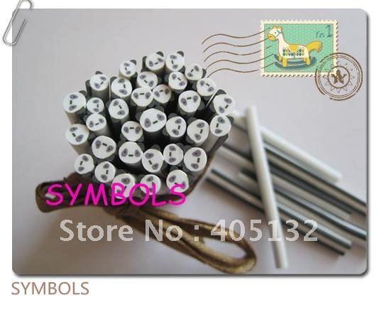 E-17 100 шт 5 мм панда форма глина трость Необычные дизайн ногтей Полимерная глина трость
