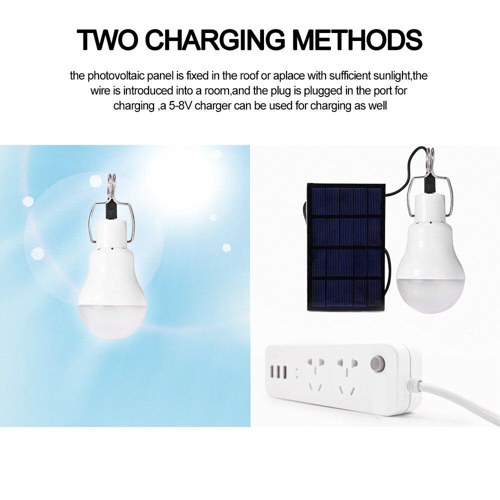Solar Power DEL chip-on-board lampe étanche PIR Capteur de Mouvement pour Jardin Extérieur