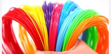 3D Printer Plastic Filaments Applicable For 3D Pens