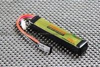 100% Orginal FireFox 11,1 V 1100 mAh 15C Li Po AEG Softair Battery + hk-register frei