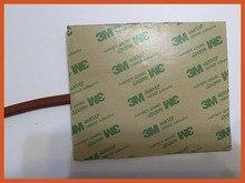 flessibile della gomma di silicone riscaldatore-rilievi di riscaldamento 240 v 400*400mm 500w silixone heater pad/mat heated bed
