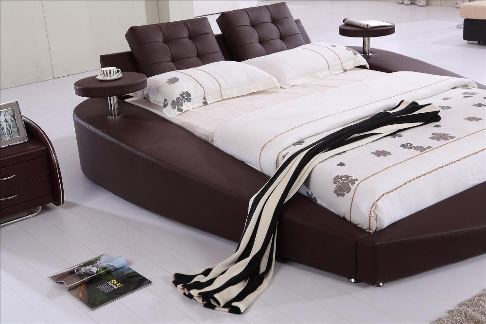 Κρεβάτι με στρογγυλά έπιπλα, Κρεβάτι - Επιπλα - Φωτογραφία 3
