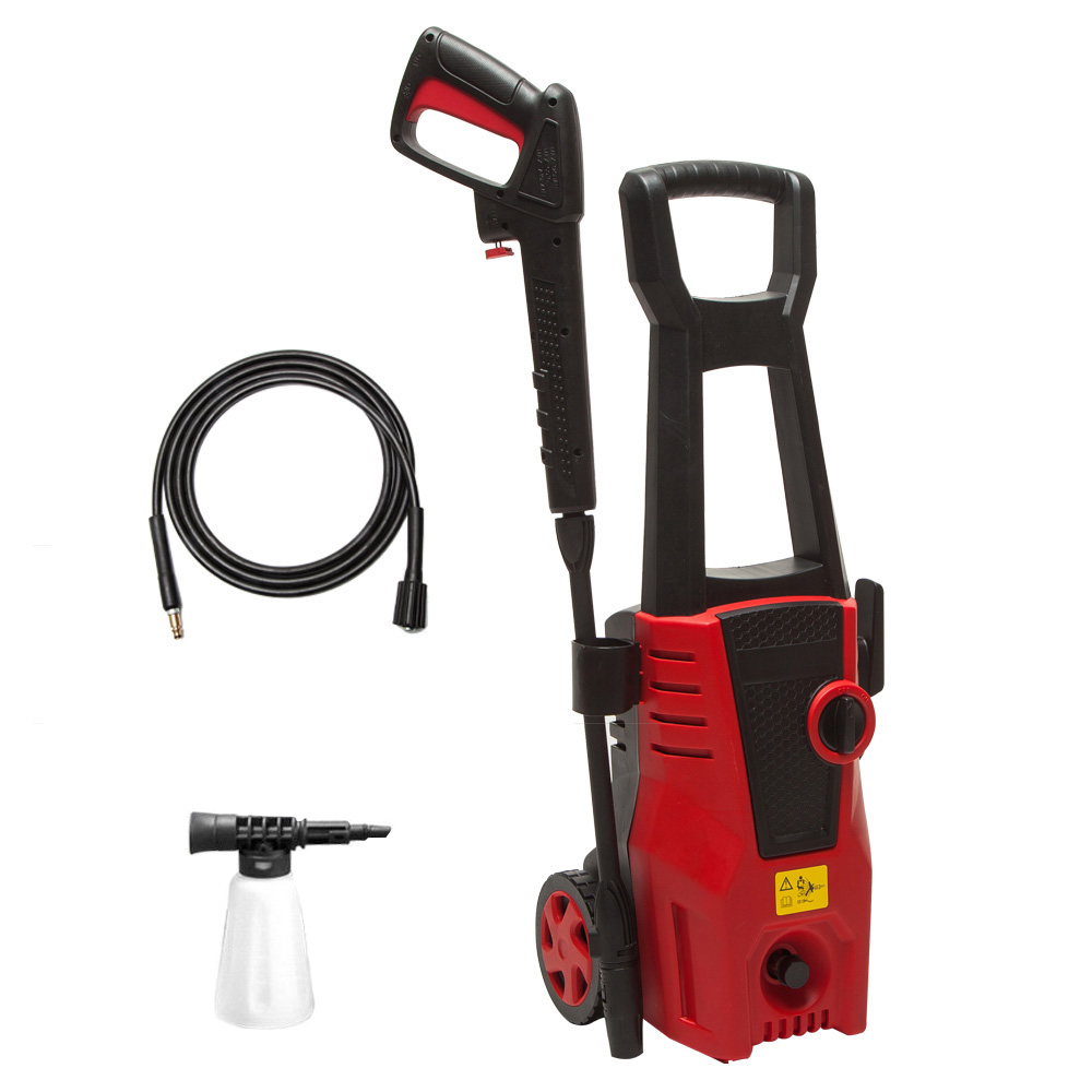 High Pressure Cleaner Car Washer Spray Jet Gun Turbo Water Hose Self-washing 1400w 70 bar 1015 psi Portable Machine Car Cleaner portable water pump cigarette lighter high pressure 12v spray gun car cleaner self suction electric car washer