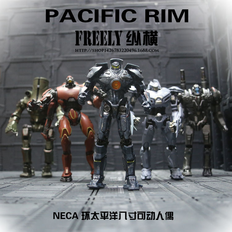 NECA Walker Pacific rim China latosolic red double rangers eureka alpha hands do model toys Hand mode,Gifts for children цена
