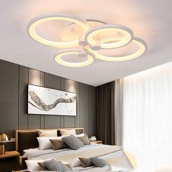 (WECUS) Spezielle lager förderung, 4 kreis led-deckenleuchte, schlafzimmer  gang lichter