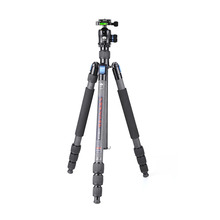 Sirui Pro Professional SLR Camera Tripod+Ball Head Kit WaterProof Portable Unipod Monopod For DSLR 360 Degree W2204+K20X стоимость