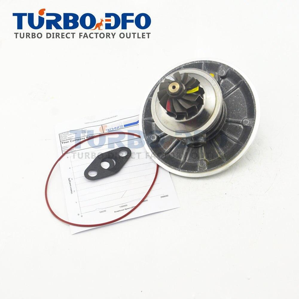 For Peugeot / Citroen DW10TD / RHY / DW 10ATD 2S 66KW / 90HP 1999- Turbolader Chra Cartridge Core Assy Turbine 706977 706978/6