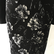 Elegant Faux Twinsets Bodycon Dress