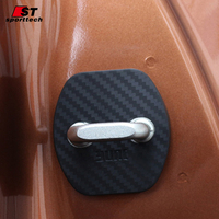 Car Styling Door Lock Clips Protection Cover For Nissan Prendedor Holder Fastener For Nissan X Trail