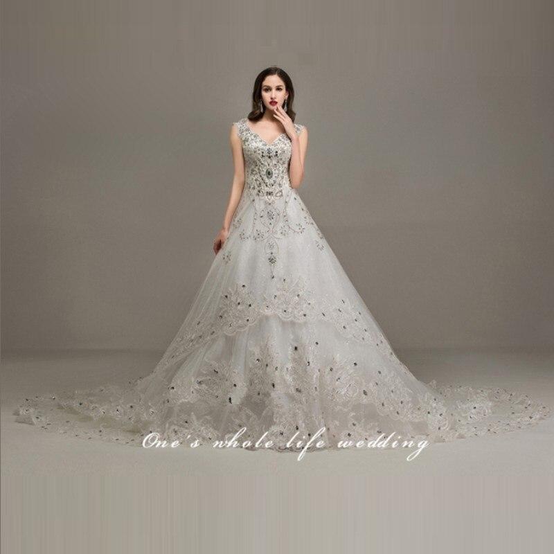 Расширить свадебное платье