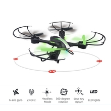 Jjrc H33 Mini Drone Rc Quadcopter 6-axis Helicopter 4CH Quadrocopter One Key Return Drons Toys For Children Copter Model