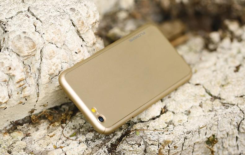 Floveme 6 s 7 plus armor screen protector 360 stopni case dla iphone 7 6 6 s dla iphone 6 6s 7 plus full chroń odporny na wstrząsy pokrywa 13