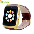2016 new arrival hot ouro à prova d' água smart watch phone companheiro para android ios iphone para samsung note 7 montres intelligents #11