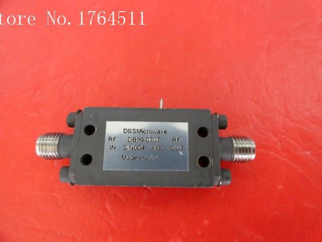 [BELLA] NARDA DB99-0707 12V-15V SMA Supply Amplifier