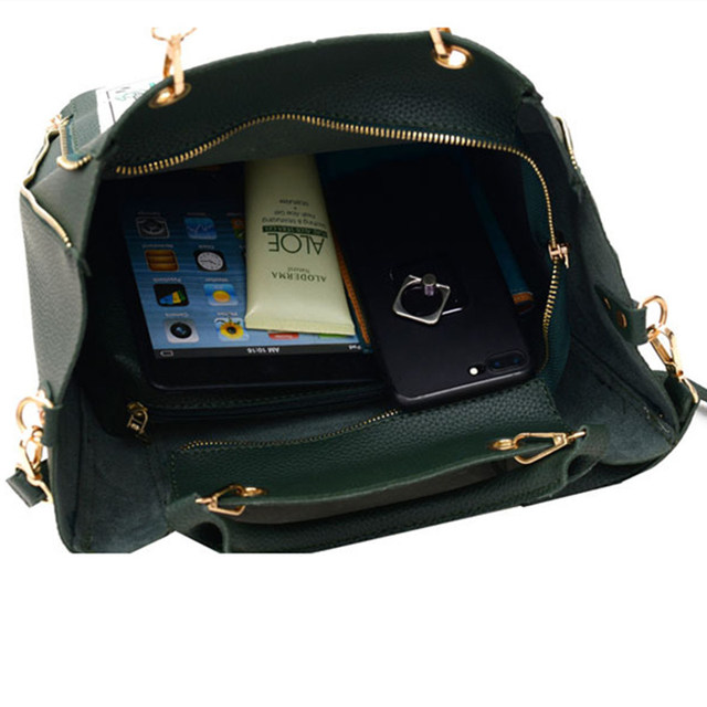 1ed775358a8a ADIYATE Winter Handbags Large Tote Italian leather Womens Bags Printing  Wings Package Bolsas Feminina Patchwork Handbag O Bag