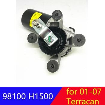 Motor Do Limpador Dianteiro 98100H1500 98100-H1500 Windscreen Wiper Motor para Hyundai Terracan 2001-2006
