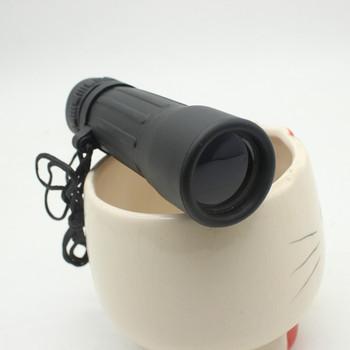 10X dla dzieci na zewnątrz przenośny edukacyjne dla dzieci Student teleskop zabawka monokularowy pojedynczy teleskop koncert gwiazda widza teleskop tanie i dobre opinie SHANBAO 10x25 Mikroskop Eyepieces NONE