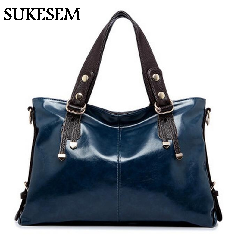 2017 women messenger bags  fashion leather bag portable shoulder bag crossbody bolsas women leather bag