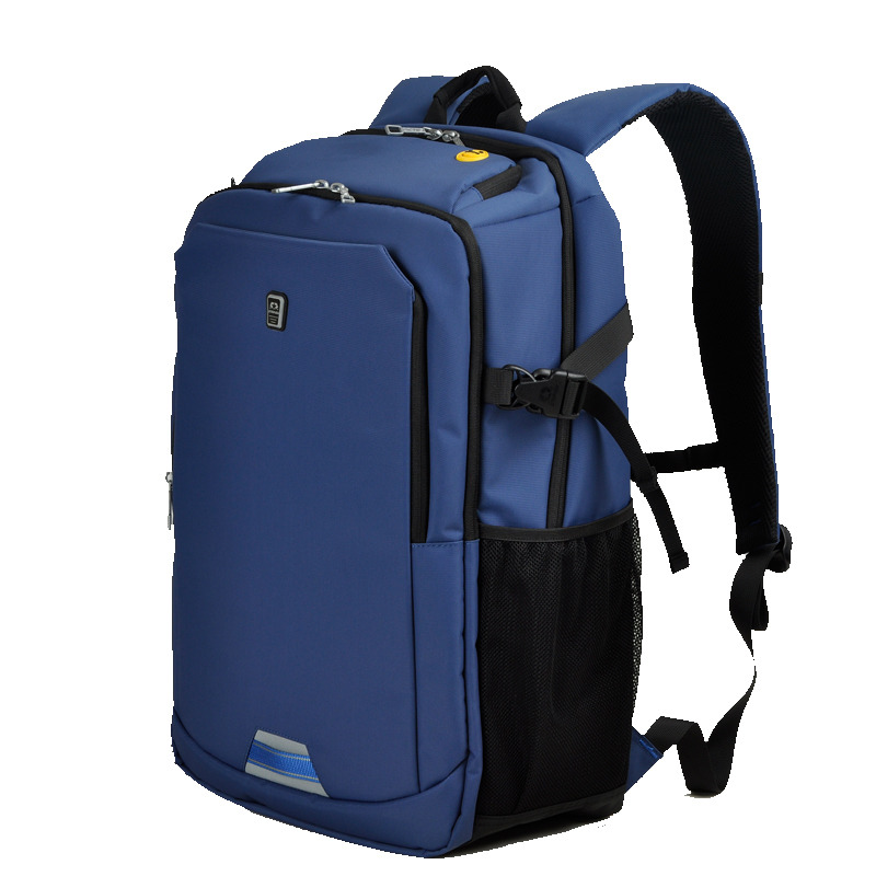 """SINPAID 15.6"""" Inches Laptop Backpack Women & Men Waterproof Business Bag Multi Colors and Sizes Black Khaki Blue and Dark Gray"""