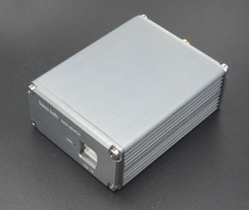 XMOS U8 Async USB to Coaxial Optical Digital Interface I2S PCM/DSD 0.1PPM TCXO