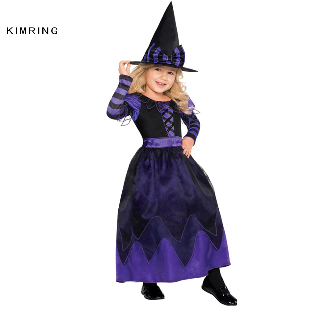 Popular Purple Witch Costume-Buy Cheap Purple Witch Costume lots ...
